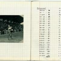 """Henri Labardant - Cahier des entraînements 1962 • <a style=""""font-size:0.8em;"""" href=""""http://www.flickr.com/photos/97706845@N04/13101132294/"""" target=""""_blank"""">View on Flickr</a>"""