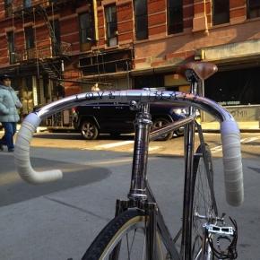 LES CURIOSITÉS CYCLISTES DE NEW YORK