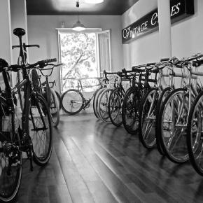 VINTAGE ET CYCLES À TOUS LES ÉTAGES
