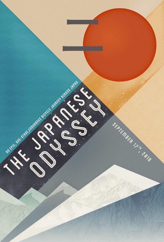 La traversée du Japon
