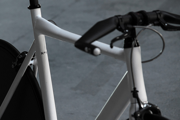 Cycle EXIF - No1 Bikes Aero Commuter