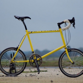 CYCLE EXIF X GRAVILLON #24 : LE SPARROWHAWK DE NOBLE CYCLES