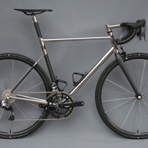 CYCLE EXIF X GRAVILLON #28 : LE ROUTIER 953 ET CARBONE D'ENGLISH CYCLES