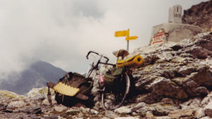 Max Leonard - Rough Stuff Cycling in the Alps