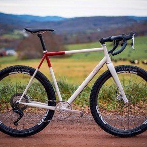 CYCLE EXIF X GRAVILLON #45 : LE HORSE CYCLES GRAVEL+ POUR ENVE