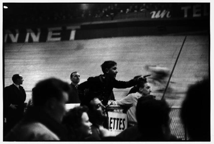 Vel d'Hiv - © Henri-Cartier-Bresson