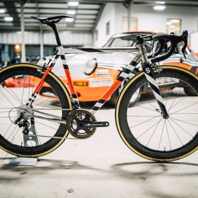 CYCLE EXIF X GRAVILLON #48 : L'IZOARD RR SPOON CUSTOMS X GEE MILNER