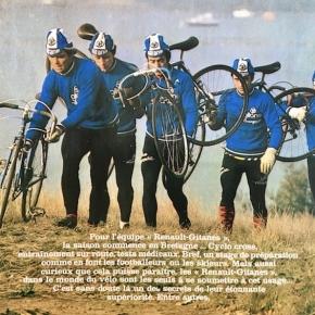 """MORCEAU CHOISI #13 : SPORT-TÉLÉ (N°2) - MARS 1980 - """"HINAULT ET SA BANDE"""""""