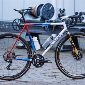 CYCLE EXIF X GRAVILLON #62 : LE WOODRUP ALL-ROUNDER DE TIMOTHY PULLEYN
