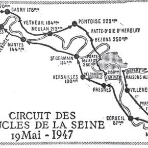 """MORCEAU CHOISI #17 :  CYCLE ! - ÉTÉ 2020 - """"LE CIRCUIT DES BOUCLES DE LA SEINE"""""""