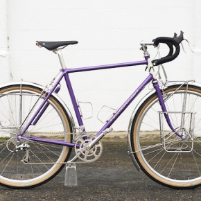 CYCLE EXIF (THE SPOKEN) X GRAVILLON #69 : LE TOURER CHAPMAN CYCLES DE JACQUIE
