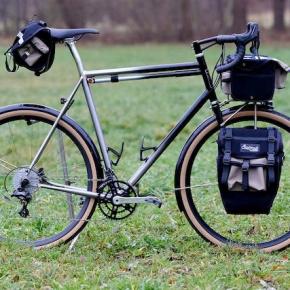 CYCLE EXIF (THE SPOKEN) X GRAVILLON #73 : VICTOIRE CYCLES POUR VOYAGE À VÉLO